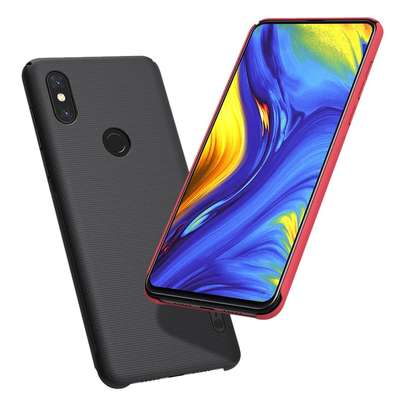 NILLKIN Super Frosted Shield Back Cover For Xiaomi Mi Mix 3 image 4