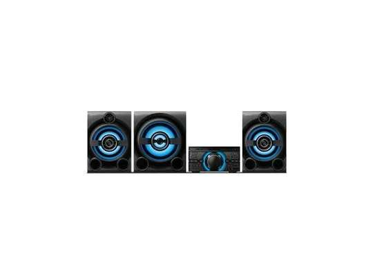 Sony MHC-M80D High Power Audio System(2150W RMS)- Pair Up To 3 Smart Phones image 2