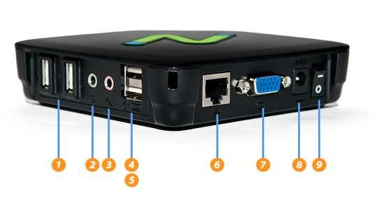 NComputing L300 Ethernet Virtual Desktop image 3