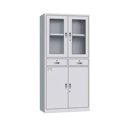 Two door filling cabinets image 1