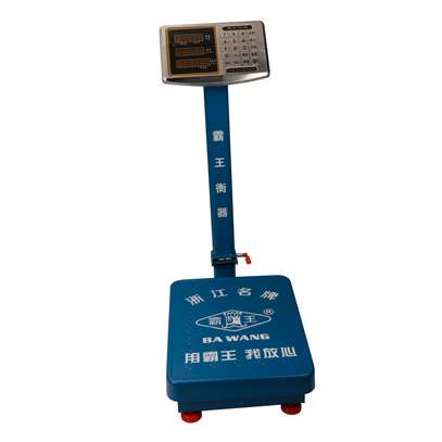 66 LB Digital Scale Price Computing Deli Electronic Counting Weight image 1