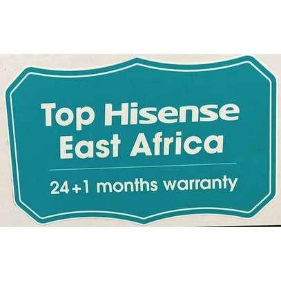 "Hisense 43"" 43A62KEN Smart Android Frameless LED TV, 2 Years Warranty image 3"