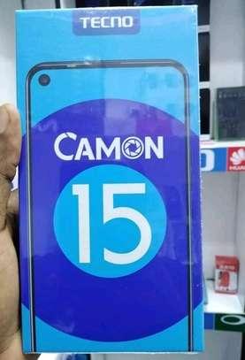 Tecno Camon 15 image 1