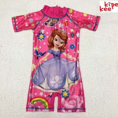 Sofia The First Swimming Costume