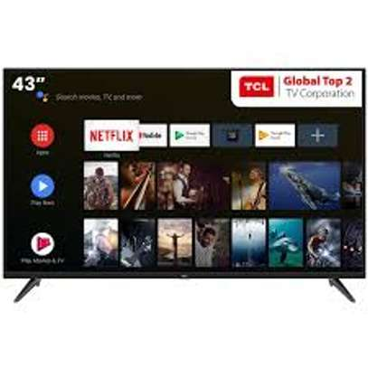 TCL New 43 inches Android Digital Smart Tvs image 1