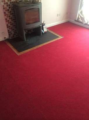 Non-Skip Heavy Duty Red Carpet For Wedding image 2