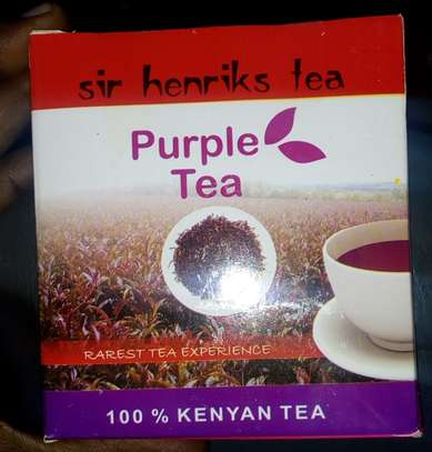 Purple tea - Sure Henriks