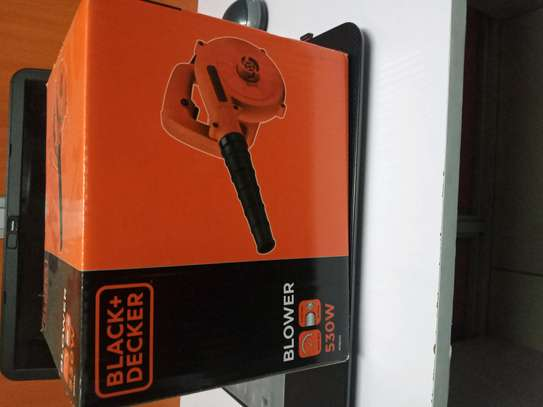 Black and decker blower image 4