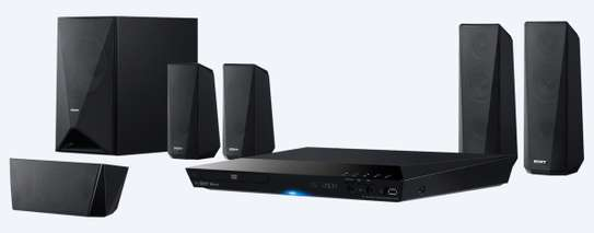 DZ 650 Sony home theater system image 2