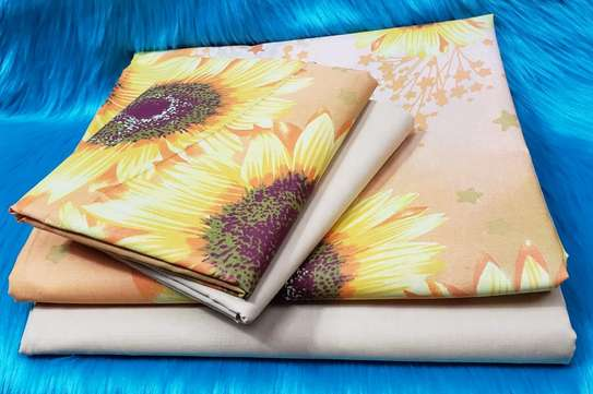 Classy Cotton Bed sheets(6pcs) image 7