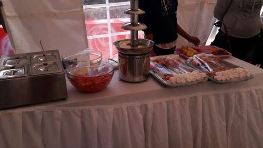 Chocolate fountain machine for hire image 5