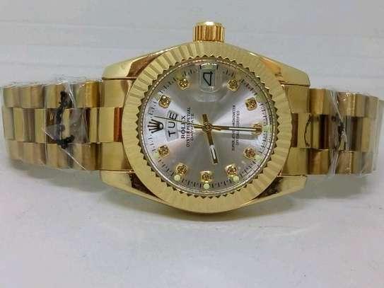 watches/Golden/men/women image 1