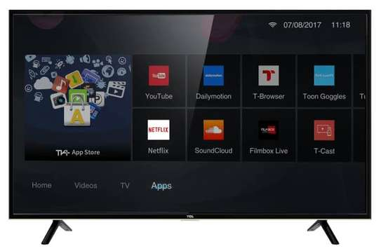 TCL 32 inches Android Smart Digital Frameless TVs image 1