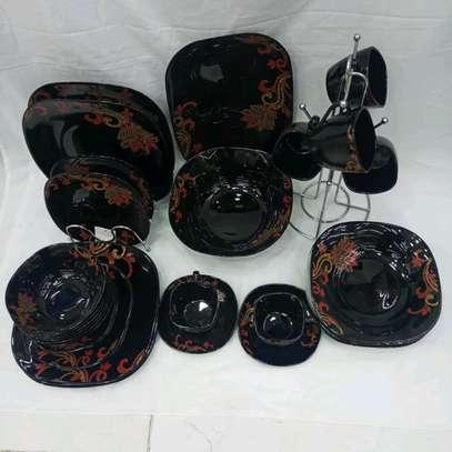 38pcs ceramic dinner set /dinner set image 2