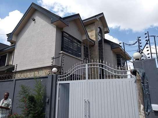 5 Bedroom Townhouse  To Let In Ruiru  varsityville  estate At KES 85K image 1