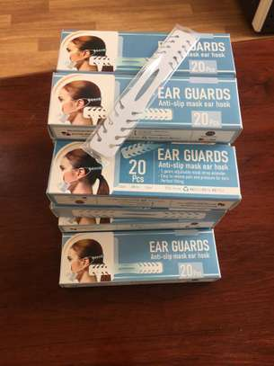 EAR GUARDS FOR FACE MASKS