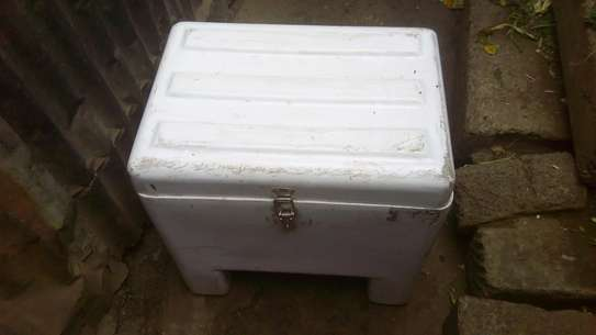 Courier box