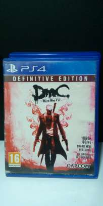 DMC Devil May Cry ps4 video game image 1