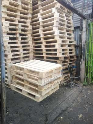 Wooden Pallets image 12