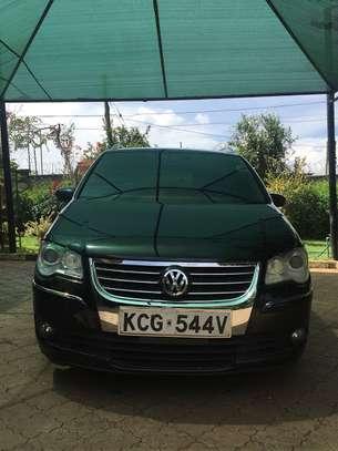 VW Golf Touran image 7