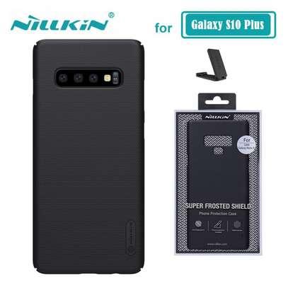 Nillkin Super Frosted Shield Matte cover case for Samsung Galaxy S10 S10e S10 Plus image 2