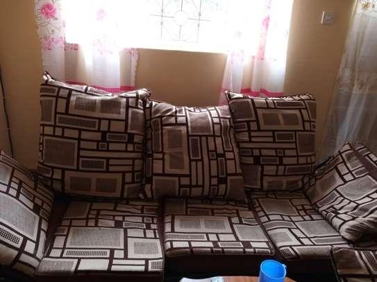 5- seater sofa set image 2