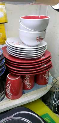 24pcs ceramic dinner set