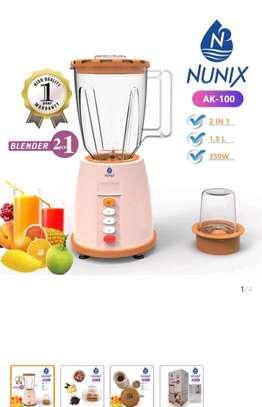 Ninux 2 in 1  1.5 ltrs Blender