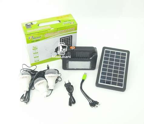 DPLIGHT DP392 Solar Home Lighting System image 2