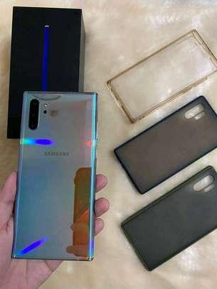 Samsung Galaxy Note 10 Plus 5G The 512 Gigabytes Version image 1
