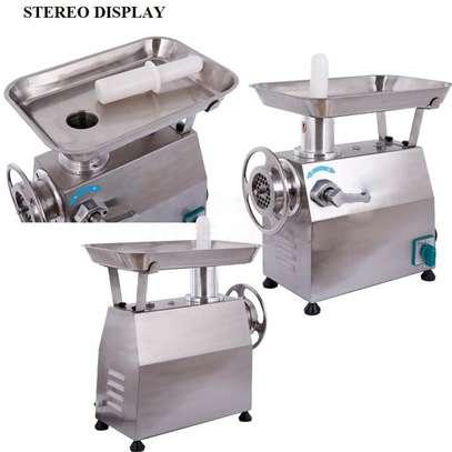22# electric stainless steel meat grinder /TK22 meat grinder image 2