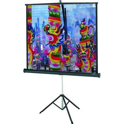 Tripod Projection Screen for Hire