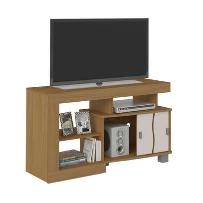 TV Stand Rack Senna ( Freijo ) - for TV up to 40 Inches image 1