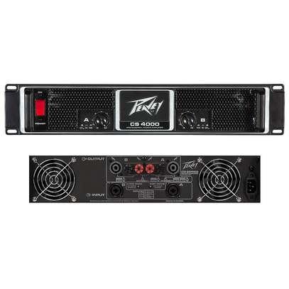 Peavey CS4000 Professional Power Amplifier image 1