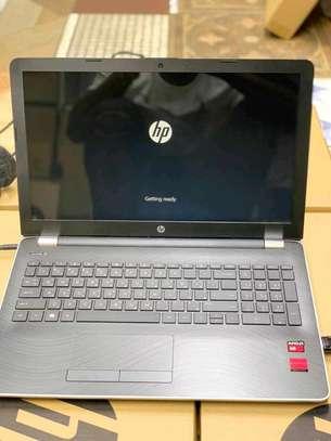 HP AMD A6 Laptop-256GB SSD+8gb Ram 2.5ghz Processor(in shop) image 1