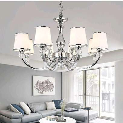 Chandelier lighting system image 2