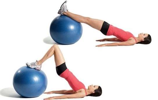 Boosted ad Active Gym Ball/ Swiss Ball image 1