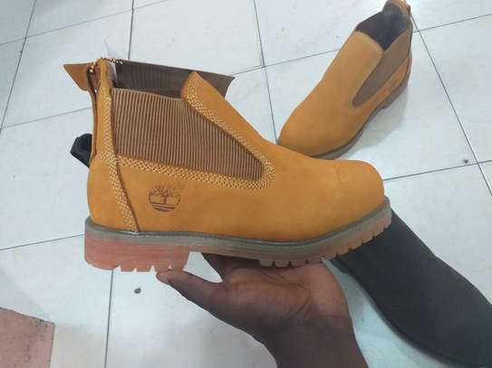 Timbaland Ankle Boots