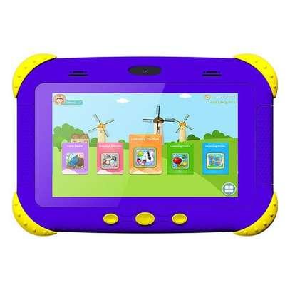 "X Tigi Kids7 Pro Children Tablet - 7.0"" - 16GB - 1GB -2MP - 3500mAh- Android 8.1- Dual SIM image 1"