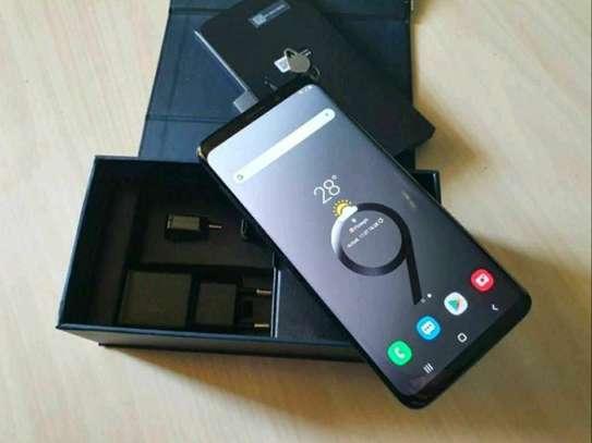 Samsung Galaxy S9 Plus [ 256 Gb Black On Warranty] image 1