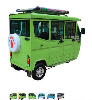 ELECTRIC PASSENGER TUKTUK CABIN BAJAJ ON SALE OFFER BY JUMAYO SHOP COLLECTIONS !!
