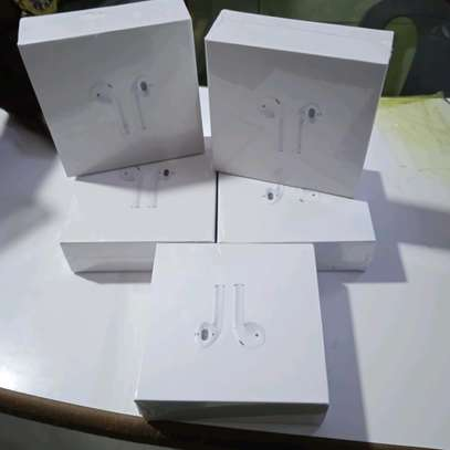 Airpods In shop(New package) with Charging Case+Delivery image 2