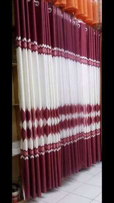 SEWN CURTAINS image 1
