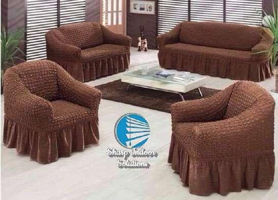 amazing Sofa Covers - 5 Seater image 3