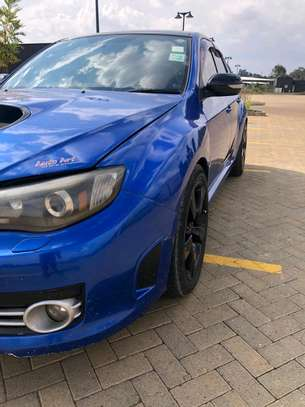 Subaru Impreza on sale very clean car image 2