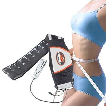 Slimming Vibro Shape Professional Vibration Tone Body Toning Belt Massage LA