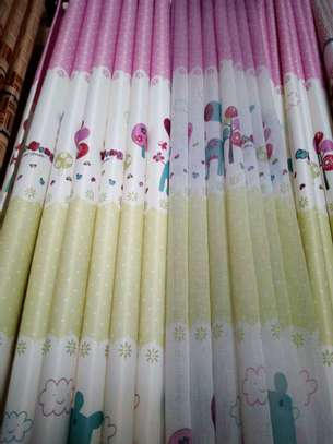 PRINTED BABY CURTAINS image 6