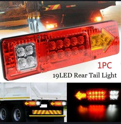 Truck rear lamps LED image 1
