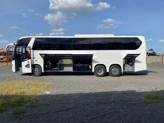 King Long Coach Bus image 2