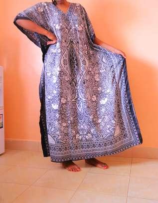 Long maxi dress image 9